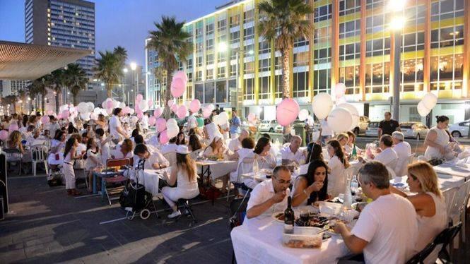 Tel Aviv celebra la XIII edición de la 'Noche Blanca'