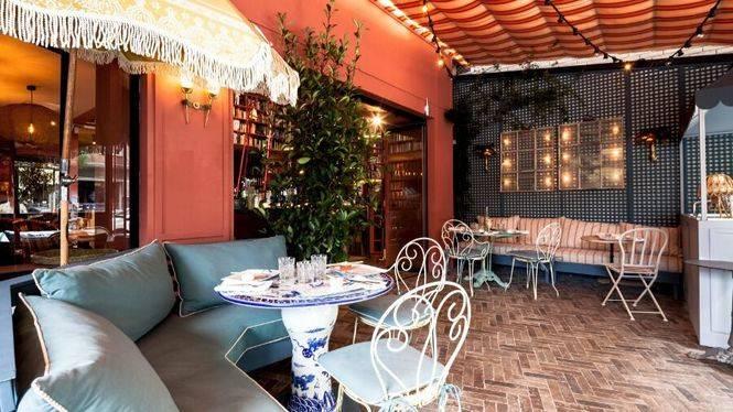 'Madame Sushita' un nuevo concepto de restaurante