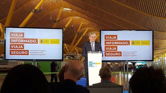 Campaña divulgativa 'Viaja informado, viaja seguro'