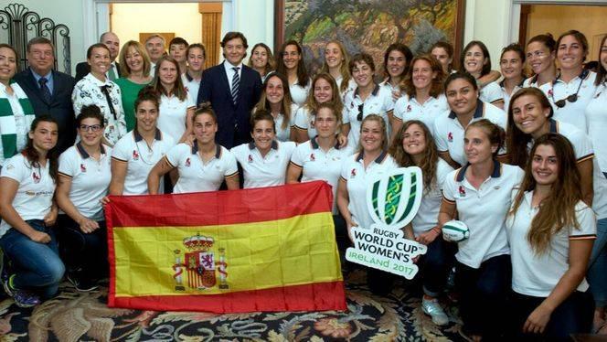 Irlanda acoge partir del 9 de agosto el Mundial Femenino de Rugby 2017