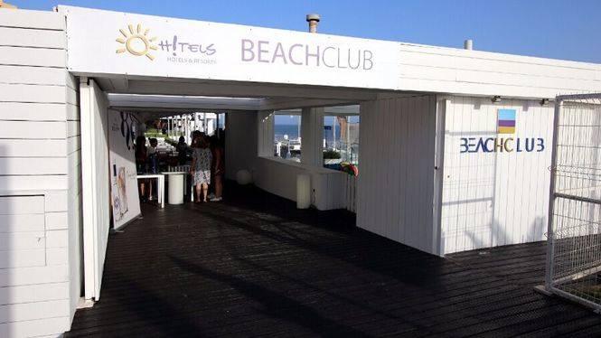 Inaugurado el nuevo Beach Club del Ohtels Carabela en Matalascañas