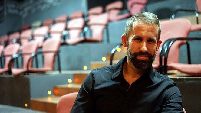 Marc Vilavella, director de 'Olviden Broadway. Versiones y Perversiones'