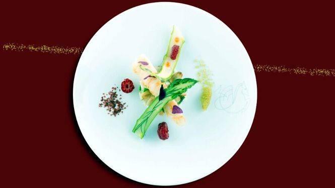Michel Roth diseña nuevos platos para la clase La Première de Air France