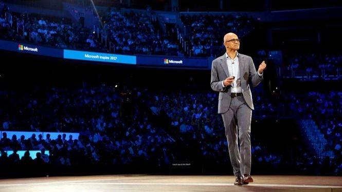 Microsoft Inspire 2017 conferencia mundial de los principales partners