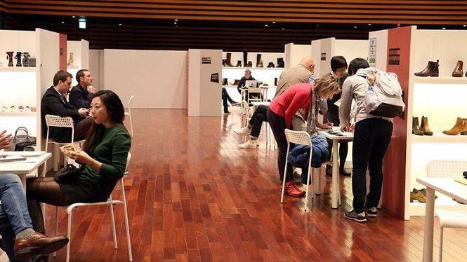 """""""Shoes From Spain Exhibition"""" en Japón"""