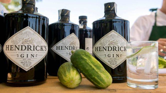 Hendrick´s Gin inaugura su primer huerto de pepino de cristal en Huete