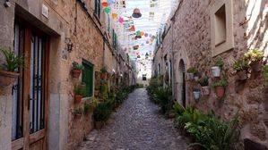 Valldemossa se viste de fiesta y presume de riqueza cultural y tradición popular