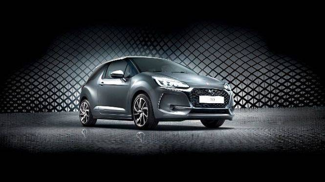 DS 3 DARK SIDE: Elegante a la vista y al tacto