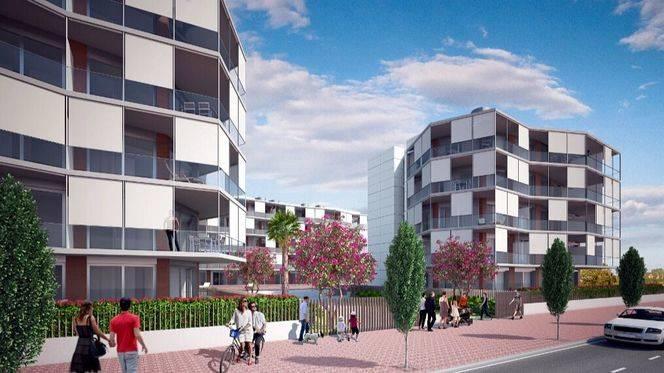 Stoneweg comercializa ya la primera gran promoción urbanística de Palamós