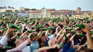 XXVI Fiesta de la Sidra Natural en Gijón/Xixón