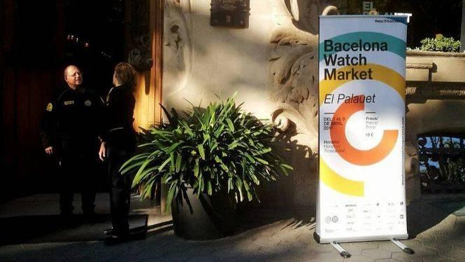 II edición del Barcelona Watch Market en el Palauet de Barcelona