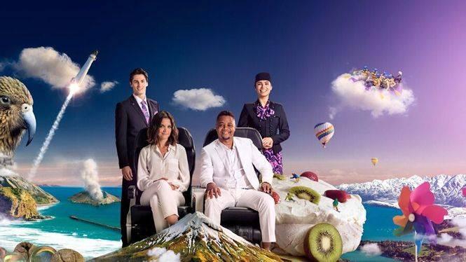 """Air New Zealand: """"Un Viaje Fantástico"""", su último vídeo de seguridad"""