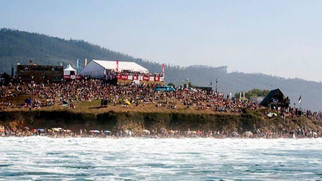 El campeonato de surf más longevo de España celebra su trigésimo aniversario