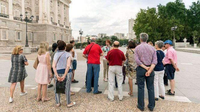 """Nuevo horario de las rutas guiadas del programa """"Madrid para todas y todos"""""""