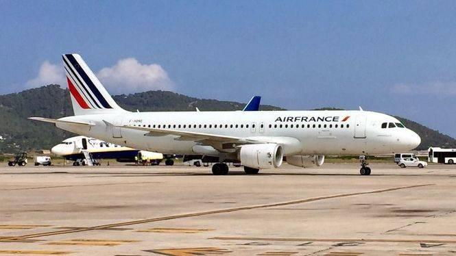 Air France inaugura su nueva ruta entre Ibiza y Marsella