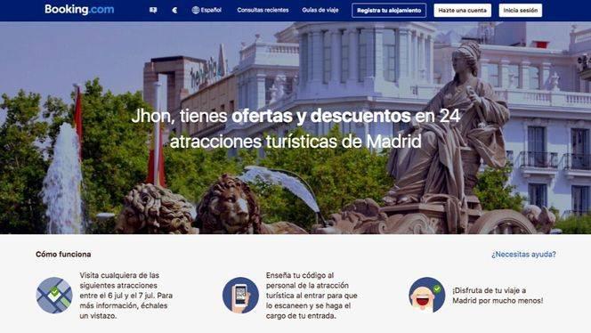 Las Experiencias de Booking.com ya están disponibles en Barcelona y Madrid