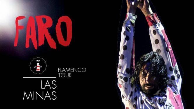 Faros y flamenco, una comunión especial