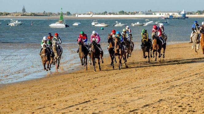 Las carreras de caballos de Sanlúcar de Barrameda cumplen 172 años