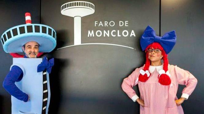 Los niños pueden descubrir Madrid con Farolín y Monclovita