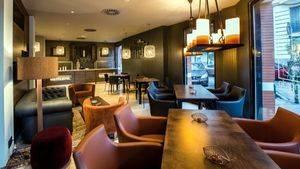Lobby. Leonardo Boutique Hotel Madrid