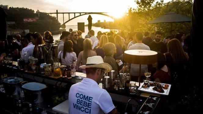 """Las """"Vincci Fresh Sessions"""" llegan a la terraza de Vincci Porto"""