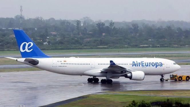 Air Europa activa su servicio de facturación y embarque prioritarios