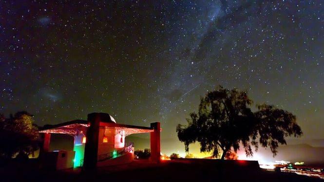 Chile y su cielo repleto de estrellas