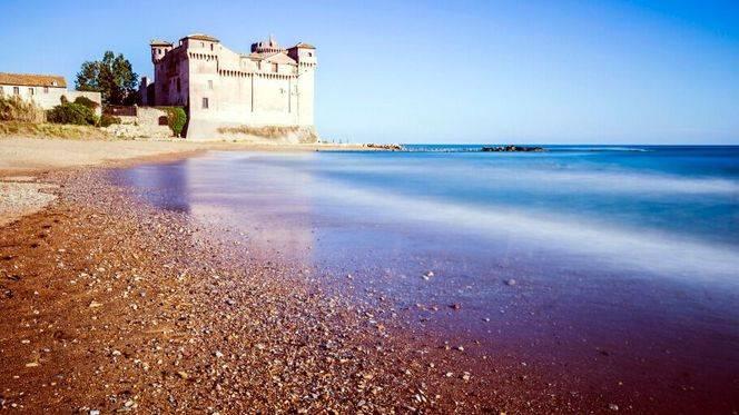 El Castillo de Santa Severa reabre sus puertas al público
