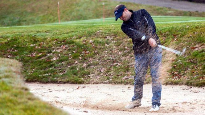 Deporte y naturaleza se combinan a la perfección en Izki Golf