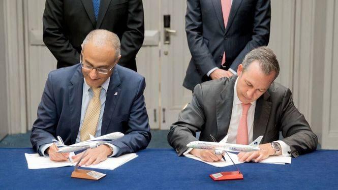 Aeroméxico y el Al Israel Airlines firman código compartido