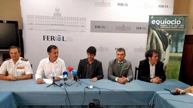 Equiocio, el concurso nacional de salto llega a Ferrol del 11 al 13 de agosto