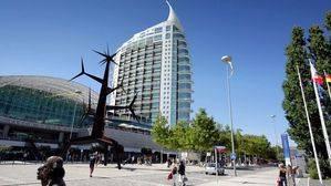 Lisboa. Centro Comercial