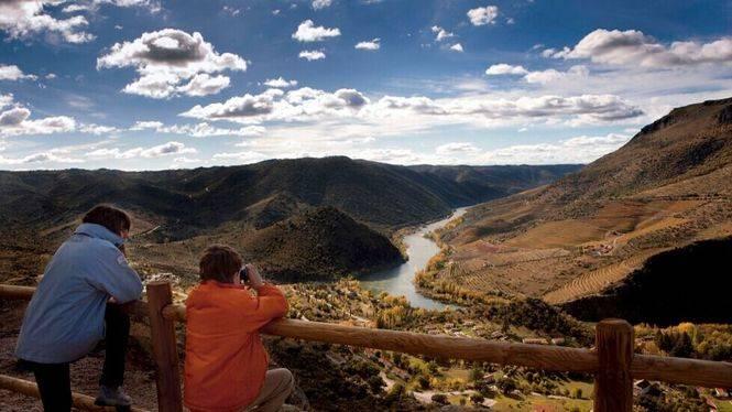 La Ruta de los Miradores de Las Arribes del Duero, un balcón a la provincia de Salamanca