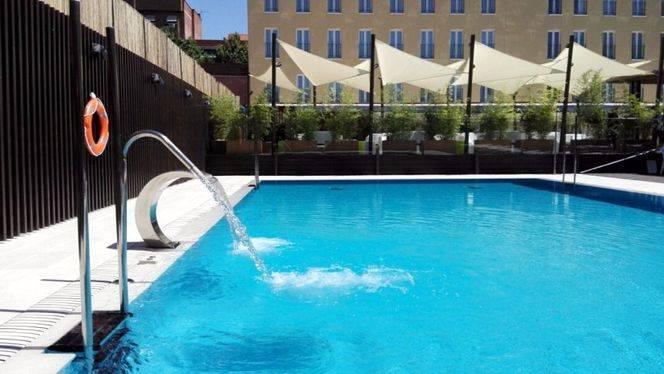 Las mejores piscinas de Sercotel Hotels para el verano