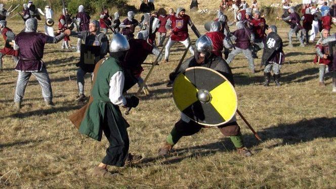 La 'Batalla de Atapuerca', jornadas medievales los días 19 y 20 de Agosto