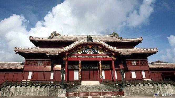 Okinawa, el Caribe de Japón