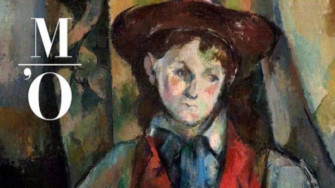 Retratos de Cézanne en el Museo de Orsay