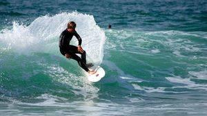 Cascais. Lisboa. Surf
