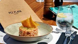 Mallorca. Pez Playa Restaurant