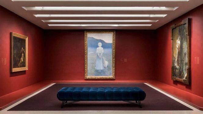 Guggenheim de New York: Simbolismo místico, El Salón de la Rose+Croix en París