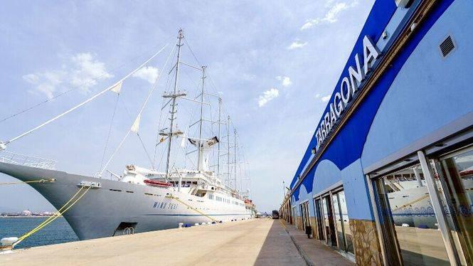 Tarragona consolida su posición como puerto de cruceros