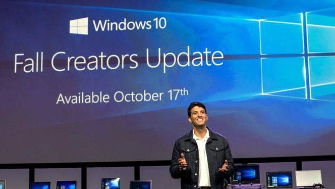 Fall Creators Update de Windows 10 disponible el 17 de octubre