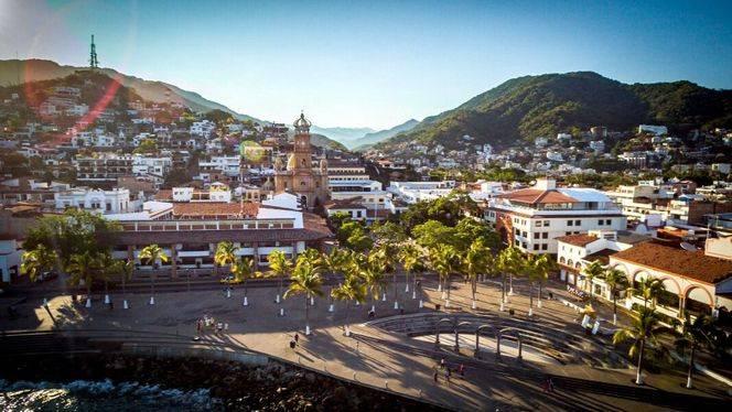 Puerto Vallarta vuelve a ser escenario de una película