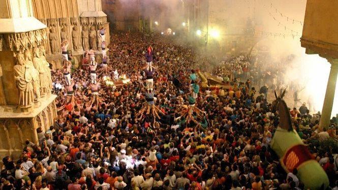 Tarragona celebra diez días de fiesta mayor en honor a su patrona, Santa Tecla