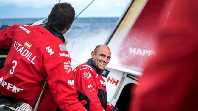 Helly Hansen, equipación oficial del MAPFRE en la Volvo Ocean Race