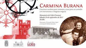 """""""Carmina Burana"""" en el monasterio de Uclés"""