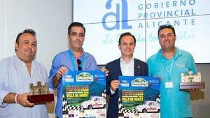 Presentacion II Slalom Escuderia Mediterraneo en Agost