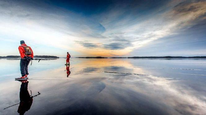 Finlandia, destino ideal para la práctica de deportes extremos