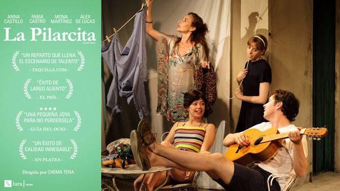 La Pilarcita, regresa al Teatro Lara como revelación de la temporada