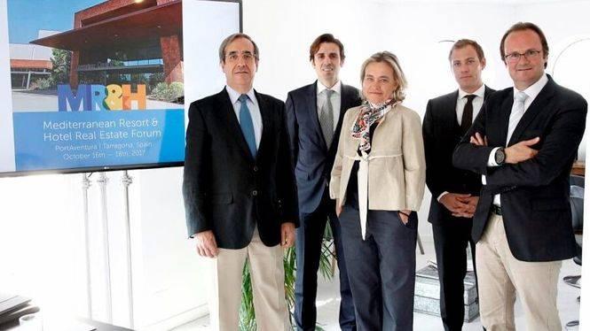 La III edición del Mediterranean Resort & Hotel Real Estate Forum (MR&H) se celebrara en PortAventura